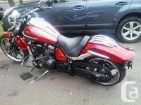 2008 yamaha Raider 1900cc excellent condition with all