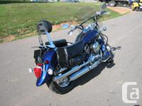 2008 Yamaha V-Star 650 Classic THIS BIKE IS IN PERFECT