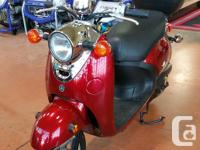 Almost new in condition and kms. ONLY 166 KMS. One