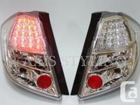 used jdm LED clear taillights for a 2009-2014 honda