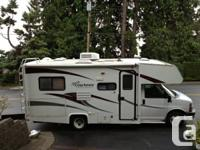 2009 Coachmen Freelander 21QB, Chevy Workhorse C3500,