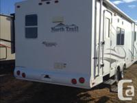This 26ft trailer is in great condition, very clean, no