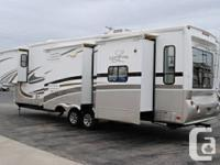 2009 Landmark Augusta by Heartland RV. Top of line 5th