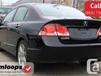 Make Acura Model CSX Year 2009 Colour Black kms 117700