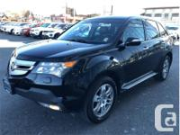 Make Acura Model MDX Year 2009 Colour Black kms 109071