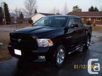 Cochrane, ON 2009 Dodge Ram 1500 Sport This pick up