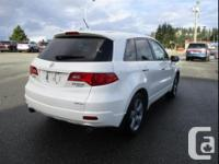 Make Acura Model RDX Year 2009 Colour White kms 135263