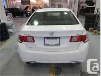 Make Acura Model TSX Year 2009 Colour White kms 104878