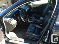 Make Acura Model TSX Year 2009 Colour Black kms 182000