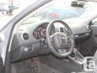 Make Audi Model A3 Year 2009 Colour Silver kms 107400