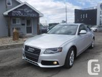 Make Audi Model A4 Year 2009 Colour SILVER kms 150000
