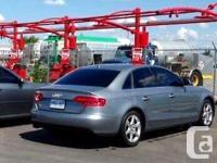 Make. Audi. Version. A4. Year. 2009. Colour. Grey.
