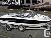 Very Clean 2009 Bayliner Bowrider, Never been in