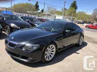Make BMW Model 6 Series Year 2009 Colour Black kms