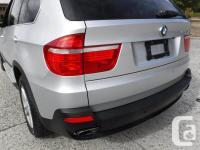Make BMW Model X5 Year 2009 Colour silver kms 136671