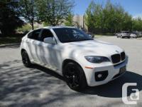 Make BMW Model X6 xDrive35i Year 2009 Colour white kms