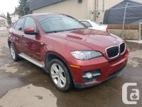 Make BMW Model X6 xDrive35i Year 2009 Colour Red kms
