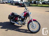 2009 Suzuki Boulevard S40 - LS 650. This Bike Is In
