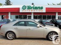 Make Cadillac Model CTS Year 2009 Colour Beige kms