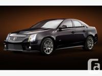 As the title says: 2009 Cadillac STS 4 44250 KM Very