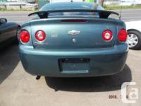 Make Chevrolet Model Cobalt Year 2009 Colour green kms