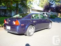 Make Chevrolet Year 2009 Colour IMPERIAL BLUE METALLIC