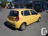 Make Chevrolet Model Aveo Year 2009 Colour Yellow kms