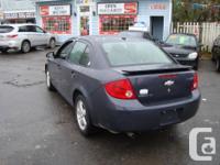 Make Chevrolet Model Cobalt Year 2009 Colour Grey kms