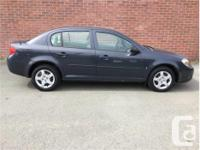 Make Chevrolet Model Cobalt Year 2009 Colour Grey kms