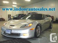 Make Chevrolet Design Corvette Year 2009 Colour Silver