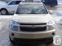 Make. Chevrolet. Model. Equinox. Year. 2009. Colour.