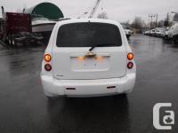 Make Chevrolet Model HHR Year 2009 Colour White kms