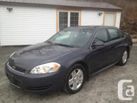 2009 Chevy Impala LT Check out this this beautiful Blue