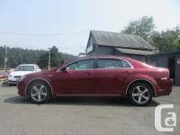 Make Chevrolet Model Malibu Year 2009 Colour RED kms