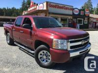 Make Chevrolet Model Silverado Year 2009 Colour Red