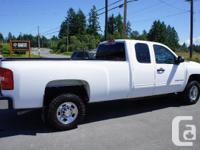 Make Chevrolet Model Silverado 2500HD Colour WHITE 6.0L