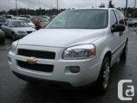 Year: 2009  Make: Chevrolet  Model: Uplander  Trim: