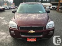 Make Chevrolet Model Uplander Year 2009 Colour Red kms