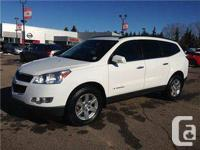 Pre-used Chevy Traverse LT (Front wheel drive) SUV 6