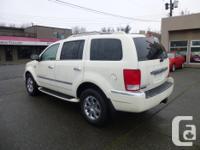 Make Chrysler Model Aspen Year 2009 Colour White kms