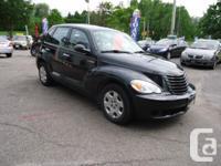 Make Chrysler Model PT Cruiser Year 2009 Colour Black