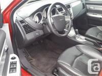 Make Chrysler Model Sebring Year 2009 Colour Red kms