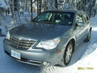2009 Chrysler Sebring Options: Power windows, locks,