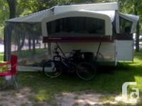 MUST SEE!!!  Excellent condition 2009 Coleman/