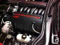 Make Chevrolet Model Corvette Year 2009 Colour Red kms