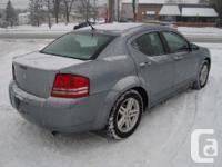 Make Dodge Model Avenger Year 2009 Colour Grey kms