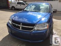 Make Dodge Model Avenger Year 2009 Colour Blue kms