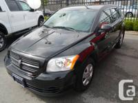 Coastal Ford Vancouver  2009 Dodge Caliber SE with only