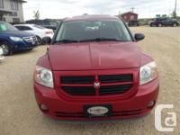 Make Dodge Model Caliber SXT Year 2009 Colour Red kms