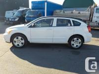 Make Dodge Model Caliber Year 2009 Colour White kms